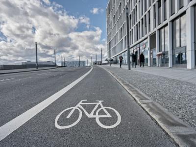 Rad- und Gehwege